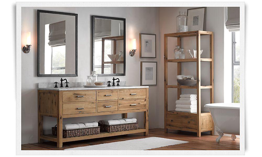 Perfecto Hacer Mueble De Baos Foto Ideas De Decoracin De